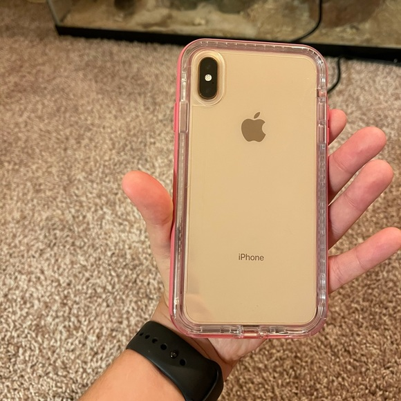 LifeProof Next case for iPhone XS Max